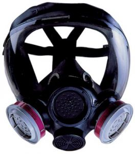 RCA gas masks