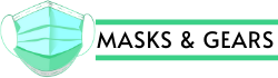masks and gears logo