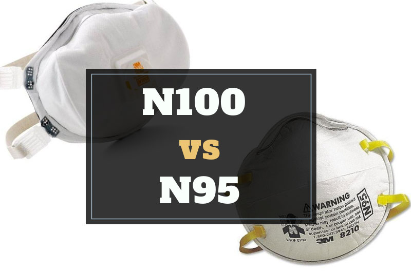 N100 vs N95 – Differences and Comparison