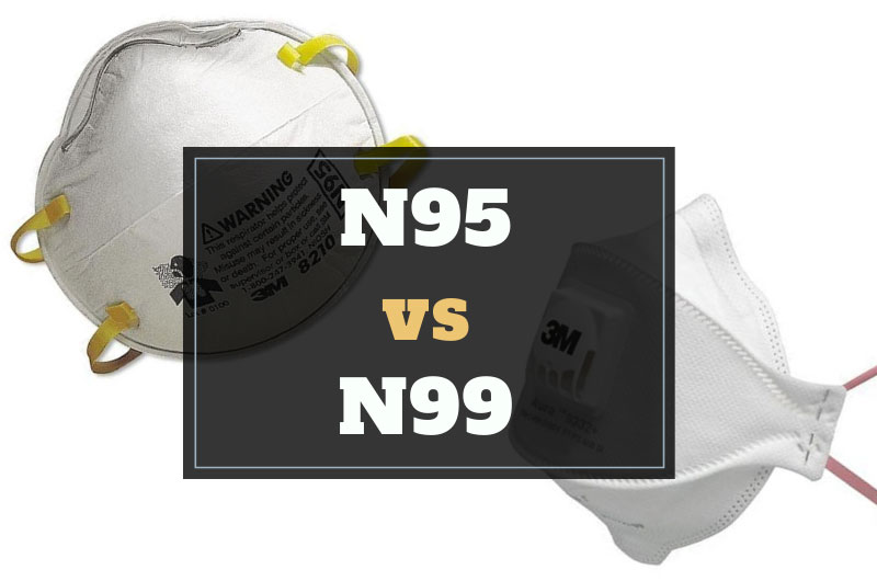 N95 vs N99 – Differences and Comparison